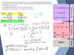 m1 3 dynamics impulse and momentum