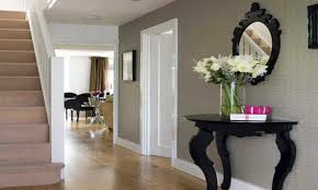 best color for dining room walls dark hallway paint color ideas