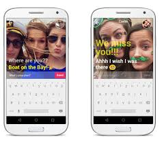 yahoo app for android yahoo introduces livetext a silent messaging app