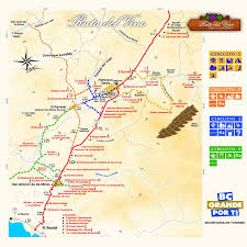 Progreso Mexico Map by Wine Route Map El Porvenir Mexico U2022 Mappery