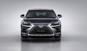 lexus cars in sri lanka lexus reveals 2018 nx at shanghai motor show