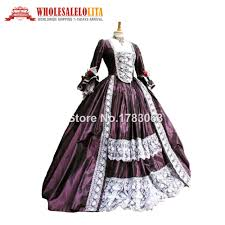 halloween ball gowns costumes victorian ball gown costumes promotion shop for promotional