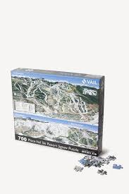 Vail Mountain Map Baby U0026 Kids Hygge Life