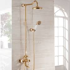 Antique Faucets For Sale Antique Polished Brass Marble Bathroom Exposed Shower Faucets