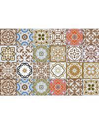 back splash set of 24 tiles decals tiles stickers tiles for