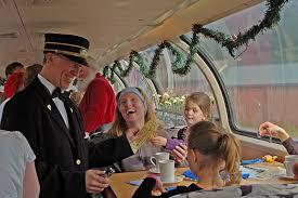 the polar express train ride the texas state railroad