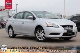 nissan canada factory warranty used 2015 nissan sentra 1 8 sv cpo bluetooth back up cam heated
