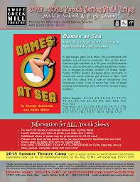 2018 2 series pricing guides dames at sea field trips swift creek mill theatre