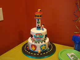 Paw Patrol Cae Jude turns 3 Pinterest