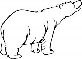 coloring pages outstanding polar bear coloring pages 58