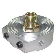 oil filter sandwich adapter for honda civic turbo b16 b18 ebay