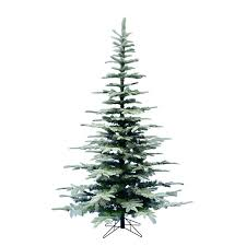 the aisle frosted ardwell 7 green spruce artificial