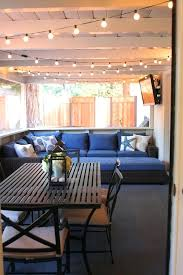 Outdoor Garden Lights String Outdoor Garden String Lights Best Porch String Lights Ideas On