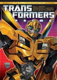 Assistir Transformers Prime Online (Legendado)