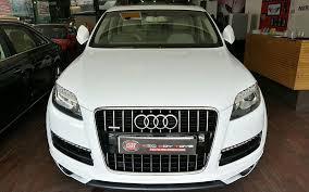 audi quattro price in india buy used audi q7 3 0 tdi quattro india at magus cars