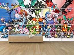 poster chambre characters tous les personnages geant poster chambre