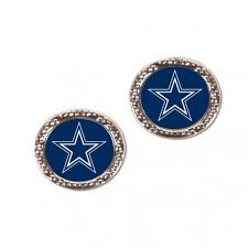 post style earrings dallas cowboys dreamcatcher earrings caseys distributing