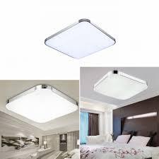 Bilder Schlafzimmer Amazon Sailun 24w Kaltweiß Led Modern Deckenleuchte Deckenlampe Flur
