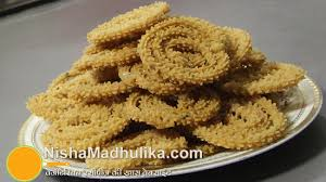 rice flour chakli recipe how chakli recipe instant rice chakli recipe nishamadhulika com