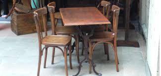 chaise bistrot thonet la saga de la vraie chaise bistrot bistro