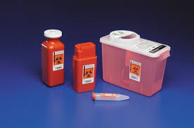 wall mounted sharps containers kendall transportable sharps container 1 5 qt box of 20 model