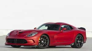 Dodge Viper Hellcat 2016 - remaining dodge viper production reserved by single dealer