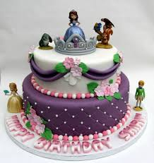 sofia cakes birthday cakes with princess sofia