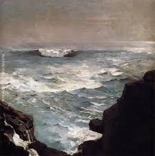 W Homer Artist by Winslow Homer Oil Paintings Reproduction And Original Art