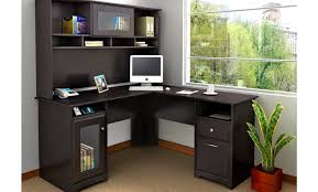 Corner Computer Desk With Hutch by Corner Armoire Computer Desk Sauder Harbor View Corner Computer