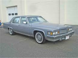 Cadillac Gto Classic Cadillac Brougham For Sale On Classiccars Com 29 Available