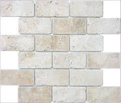 Marble Tile Backsplash Kitchen by Furniture Polished Travertine Tile Backsplash Kitchen Floor