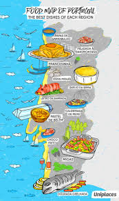 Map Of Portugal And Spain by 11 Dishes You Must Try During Your Erasmus In Portugal Uniplaces