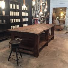 primitive industrial table espace nord ouest