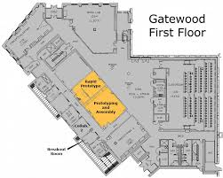 Lab Floor Plan First Floor Mechanical Engineering Purdue University