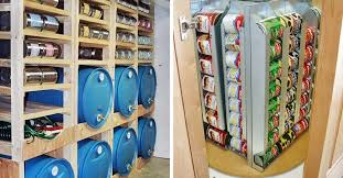 creative storage 37 creative storage solutions to organize all your food supplies