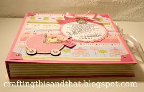 baby girl memory book every girl born a princess
