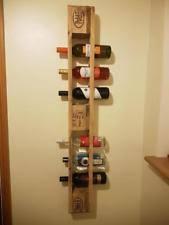 wall mounted wine racks ebay