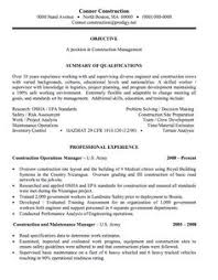 Construction Resume Sample by Click Here To Download This Construction Manager Resume Template
