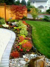 house landscaping ideas corner house landscaping ideas for privacy pdf home garden ideas