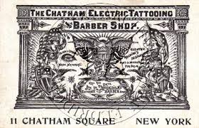 tattoo history a haven of ink is born on the bowery bowery boogie