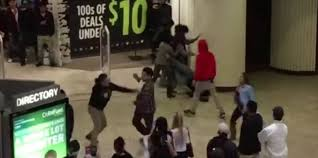 vintage faire mall black friday video of black friday brawl in california goes viral