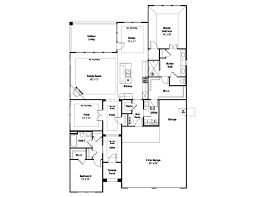 greenbriar floor plan at waterford point at the tribute in the