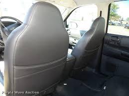 Dodge Dakota Truck Seat Covers - 2002 dodge dakota sport quad cab pickup truck item k8199