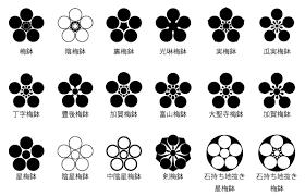 japanese family crest kamon vector image 365psd com