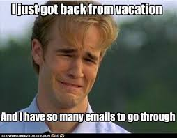 Project Management Meme - 8 tips to get back into project management after the vacations