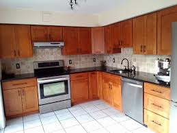 particle board kitchen cabinets concrete countertops kitchen cabinet kings reviews lighting