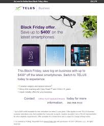 Telus Black Friday Iphone 6 6 Plus Various Telus Cambridge Electronics