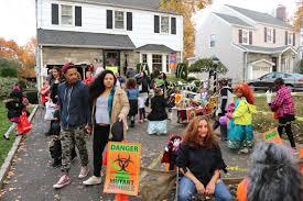 halloween city newton nj hours halloween fun is not just for kids roselle roselle park nj news