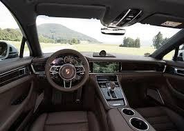 porsche hatchback interior porsche panamera ii 2016 now hatchback 5 door outstanding cars