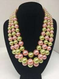 pearls necklace ebay images Chunky pearl necklace ebay JPG